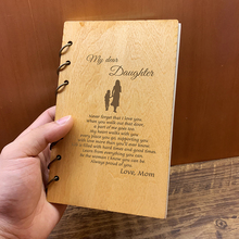 カスタムパーソナル木材ノートブックマイホームためプランナージャーナル日記誕生日クリスマス記念ギフトメモを取るスケッチブック