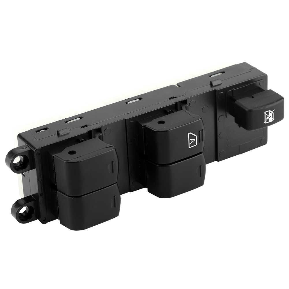 Power Window Switch Aukson Car Master Window Console Switch 25401EB30B Fit For Navara Pathfinder Qashqai