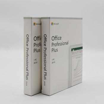 Microsoft Office Professional Plus 2019 Key Card Lifetime Product key online activation недорого