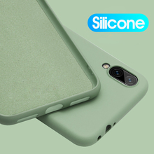 Luxury Soft Silicone Case For Xiaomi Redmi Note 7 Pro 6A 6 Pro Silicon
