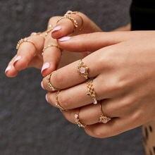 Женское кольцо с золотыми бабочками регулируемое Открытое на
