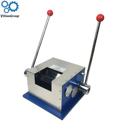 Manual T bending machine WZJ-II T bend tester machine equipment test the coated T bending tester of steel belt