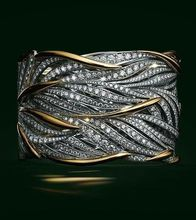 Zircon Wrap Multilayer Gold Sliver Ring For Silver Micro Cubic Zirconia Tail Fashion Womens Jewelry