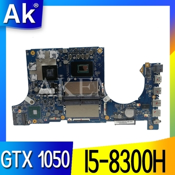 Akemy FX505GD Motherboard For ASUS TUF Gaming FX505G FX505GD FX505GE 15.6 inch  Mainboard  I5-8300H GTX 1050 GDDR5