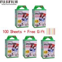 Wide-Film Photo-Paper 10-200-Sheets Instant-Camera 3inch Mini for White-Edge 11 8-7s