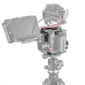 Image 5 - SmallRig כלוב עבור Z מצלמת E2 מצלמה כלוב עם למעלה צלחת/צלחת תחתונה/צד צלחת/עדשת תמיכה/USB/HDMI כבל מהדק כלוב ערכת 2264