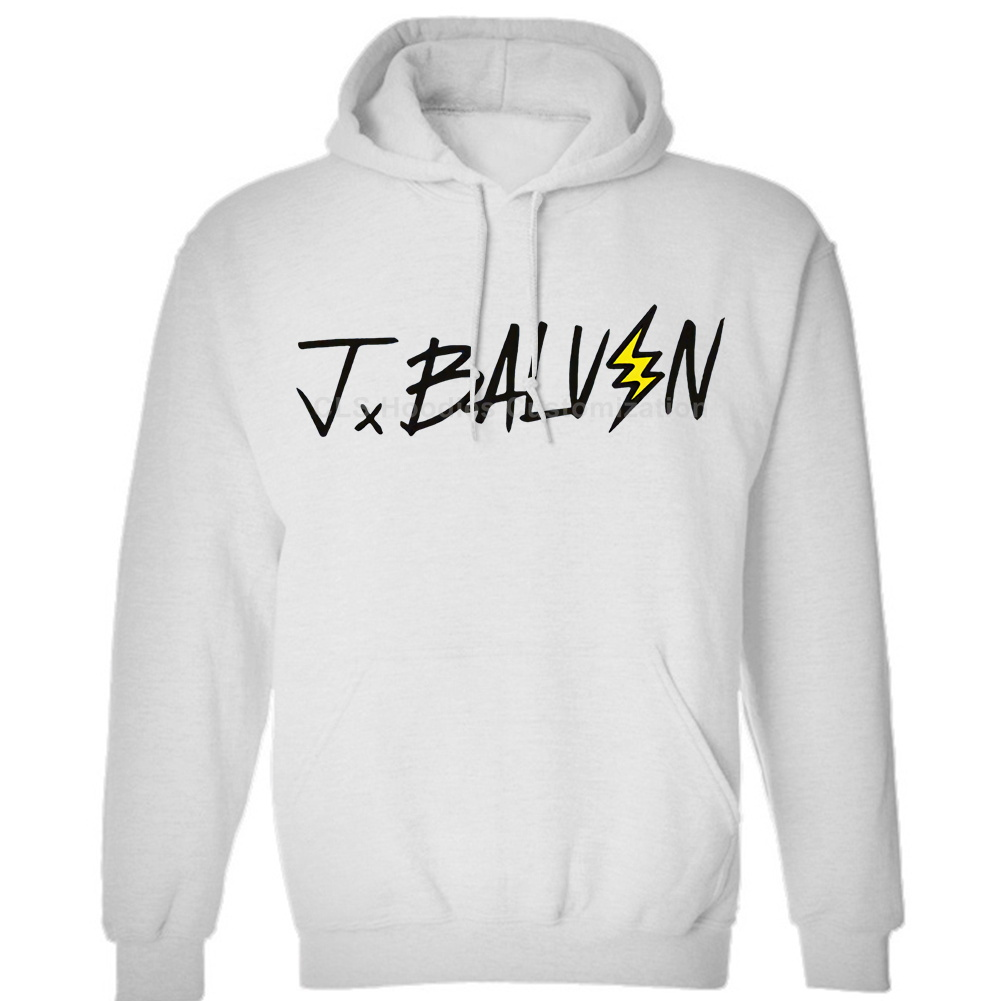 J Balvin Colombia Mi Gente Reggaeton Unisex Mens Womens Winter Hoodies Sweatshirts Free Shipping