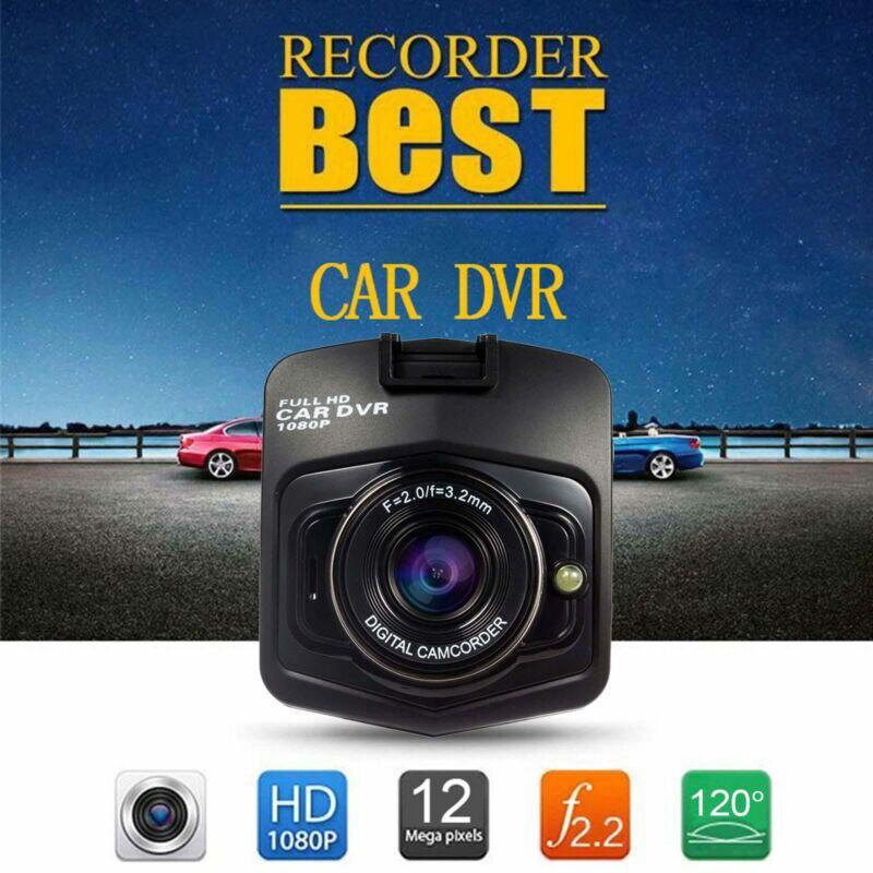 1080P Mini Car DVR Camera Video Recorder Car Windshield Cam Camcorders 140-Degree Wide Angle