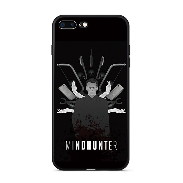coque iphone 8 mindhunter