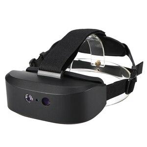 Image 5 - Очки ночного видения, цифровой монокулярный охотничий телескоп с дальним диапазоном ночного видения, инфракрасный прицел для ночной охоты, поиска дикой природы