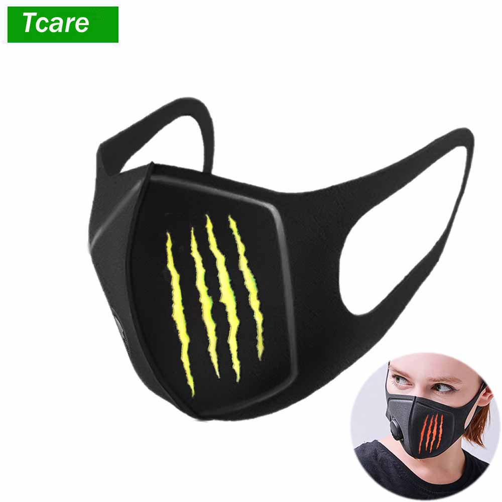 1Pcs Face Mask Dust Mask Anti Pollution Mask PM2.5 Activated Carbon Filter Insert Can Be Washed Reusable Mouth Masks|Masks|   - AliExpress