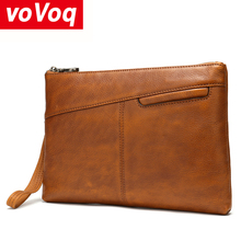 2020 New Fashion Men Genuine Leather Wallet Small Cartera Male Purse Boy Wallets Cards Holders Luxury Brand  Mens Luxe