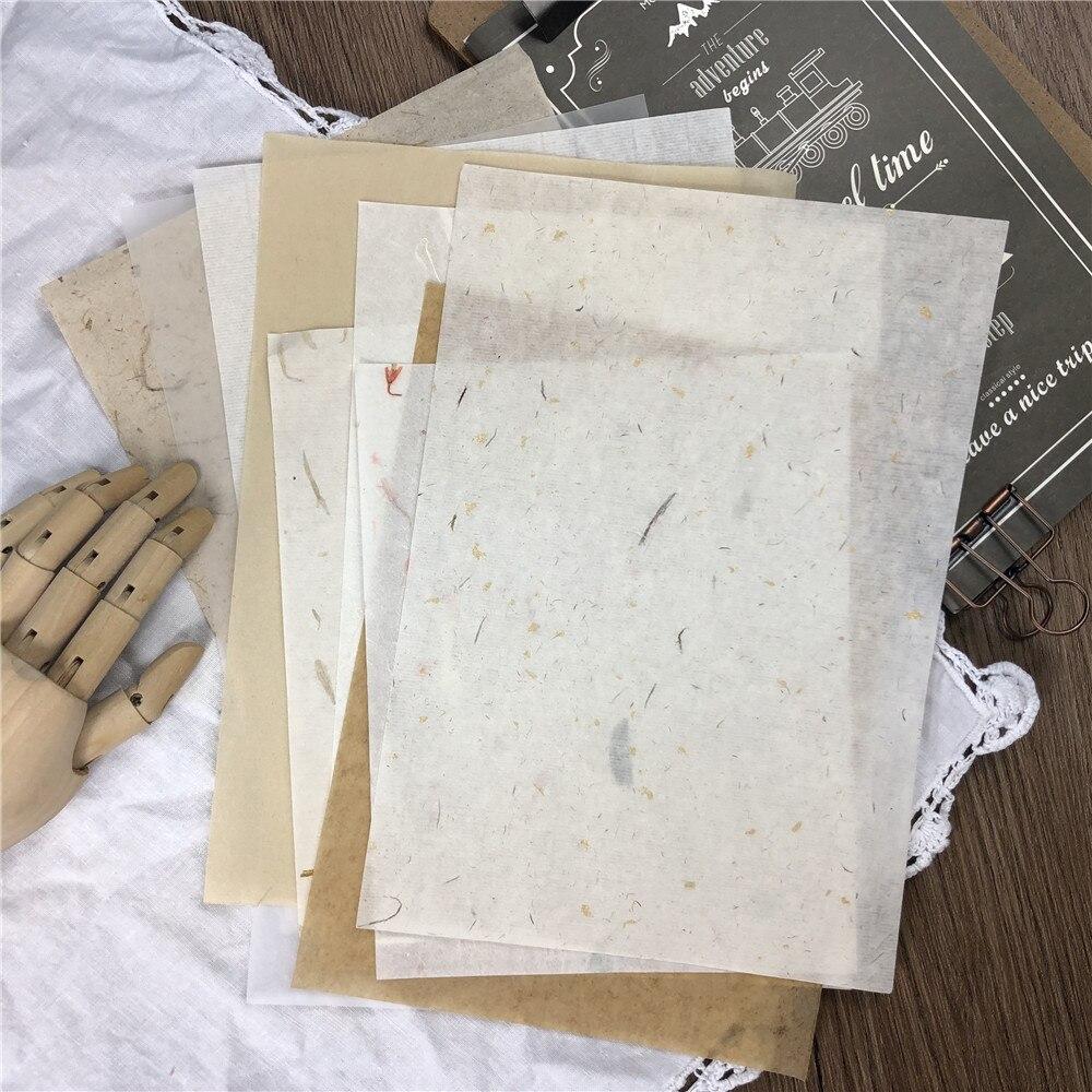 Material da colagem do vintage antigo ácido