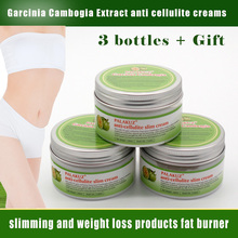 3Bottles garcinia cambogia extracts Weight Loss Cream Lose weight and burn fat,slimming ,Remove Extra Fat,Keep a slim figure buy 3 get 1 for free pure garcinia cambogia extract weight loss effective burn fat 75