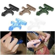 Самооборона принадлежности пластик жало дрель легкость переноска безопасность защита инструмент