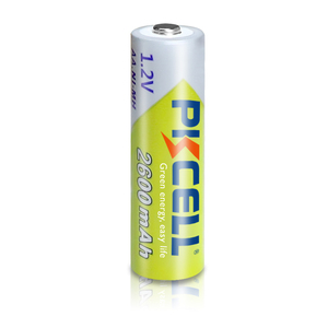 Image 3 - 4PC x PKCELL AA Batteries NI MH 2600Mah 1.2V AA Rechargeable Battery Batteries 2A Bateria Baterias with AA Battery Hold Case Box