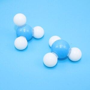 Image 3 - مناسبة لمعلمي المدارس الثانوية والطلاب مجموعة نموذج جزيئي مجموعة الكيمياء العالمية والعضوية مدرسة تعليم التعلم