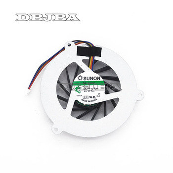 Laptop CPU fan cooling fan for ASUS M50S M50V M50 VX5 KDB05105HB M50Vn M50Vc M50Vm image