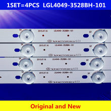 4 sztuk LISTWA oświetleniowa LED dla LISTWA LED 40