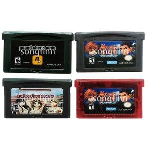Image 1 - Lufia Grand Theft Auto Love Hina Metal Slug Scheda di Memoria per 32 Bit Video Console di Gioco Accessori