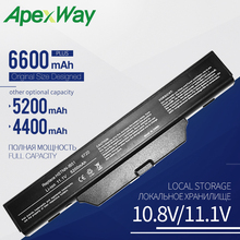 Buy 5200mAh laptop battery for Hp 550 Business Notebook 6720s 6730s 6735s 6820s 6830s HSTNN-IB51 HSTNN-IB62 directly from merchant!