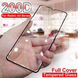 На Алиэкспресс купить чехол для смартфона 200d protective glass for xiaomi redmi note 8 7 6 pro 8t tempered glass on the redmi 6 6a 7 7a 8 8a screen protector film case