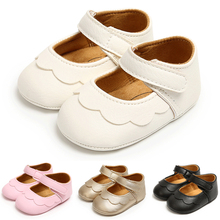 Cute Toddler Girls Boys First Walkers Shoes Princess