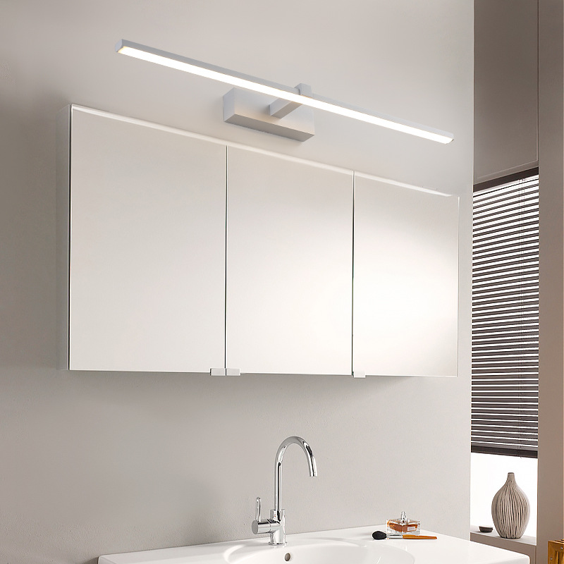 Modern Led Mirror Lights Anti Fog