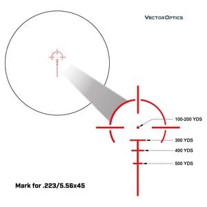Image 5 - Vector Optics Calypos 3x32 PrismaticปืนไรเฟิลขอบเขตIPX6 กันน้ำBDC Reticle CQB Riflescope AR15 M4 Closeกลางช่วงยิง