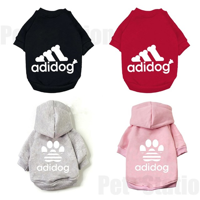 Brand New Dog Clothes Winter Warm Fashion Hoodie Pet Clothes Shirt For Small Medium Dogs  1