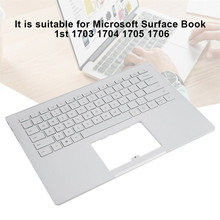 Replacement Keyboard Cover For Microsoft Surface Book 1st 1703 1704 1705 1706 Keyboard Case Replacement