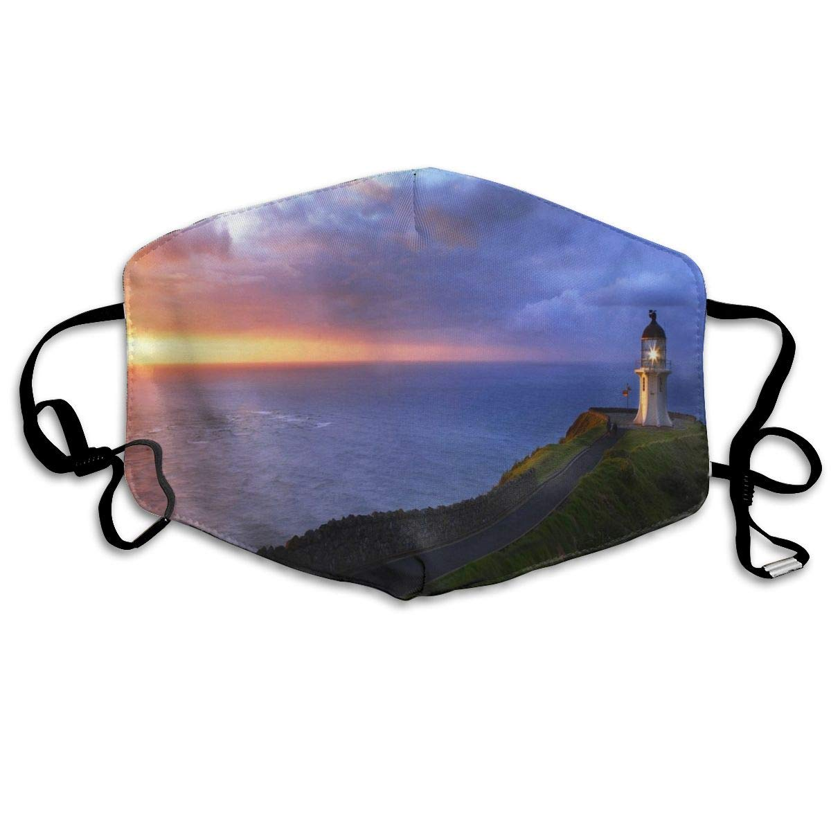Lighthouse Pacific Fashion Dust Mouth Mask Reusable Anti-Dust Face Mask Adjustable Earloop Skin Protection