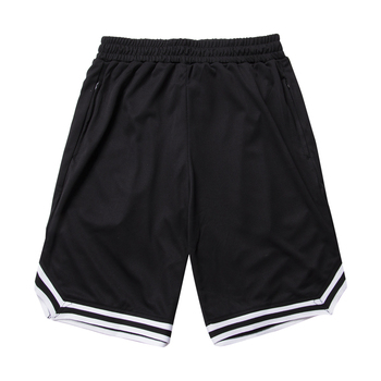 Men Gym Fitness Bodybuilding Short Pants Summer Thin Male Basketball Stripe Training Casual Shorts Running Sport Shorts Men Jogging Pants Men Sportswear Men Sportswear Men Swimwear Men Workout Shorts Running & Yoga Running Shorts Sporting Goods Sports & Entertainment Sports and Outdoor Color: Black Size: XXL