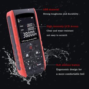Image 5 - جهاز قياس مسافات الليزر الرقمي المحمول YIERYI جهاز قياس مسافات الليزر 40m 60m 80 100m