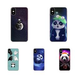 На Алиэкспресс купить чехол для смартфона dabbing panda for huawei honor mate nova note 20 20s 30 5 5i 5t 6 7i 7c 8a 8x 9x 10 pro lite play soft patterns