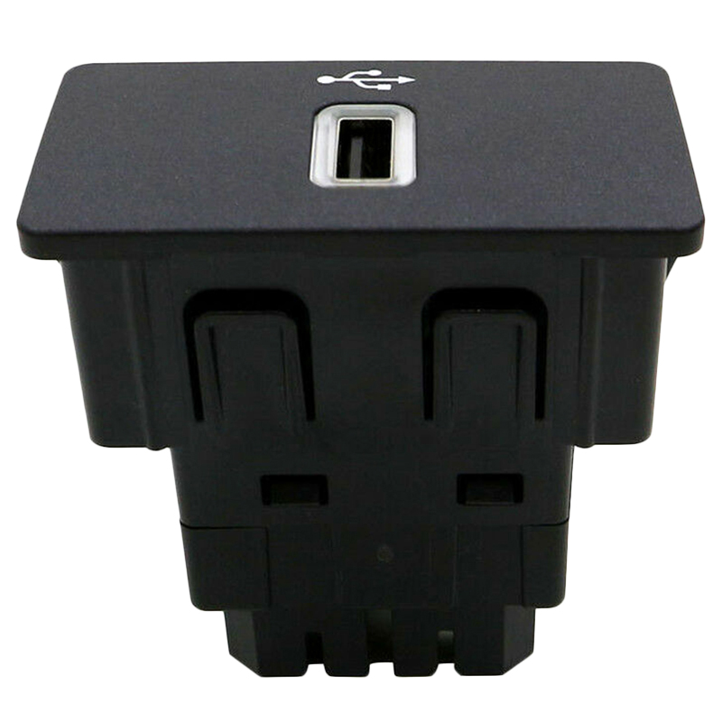 Car Black Usb Module Fit For Ford Carplay Sync 3 Hu5Z-19A387-A Port Mustang Focus