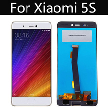 tested!  For Xiaomi mi5s mi 5s LCD Display+Touch Screen+tools Assembly Cellphone 5.15 inch replace display  for xiaomi mi 5s mi5s lcd display touch screen 100