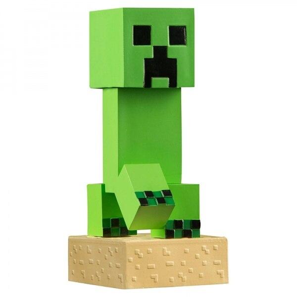 Figura Vinilo Minecraft Creeper