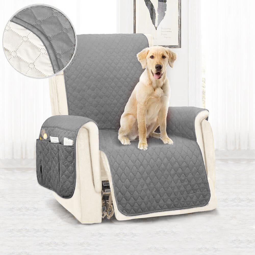 Водонепроницаемый чехол для дивана, съемный коврик для питомца, собаки, ребенка, кресло, защита для мебели, моющийся подлокотник, чехлы для диванов Чехлы для диванов    АлиЭкспресс