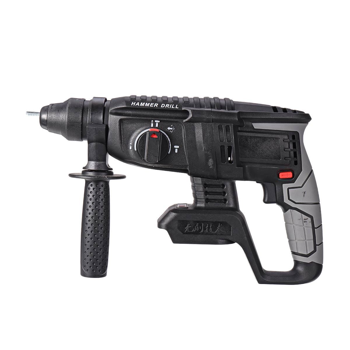 Multifunction Battery Power Brushless Makita For Rotary Electric Hammer Rechargeable Hammer Impact Tool Drill 198Vf