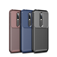 style protective For Nokia 4.2 Case Business Style Silicone Rubber Shell Coque TPU Back Phone Cover For Nokia 4.2 Protective Case For Nokia 4.2 (1)