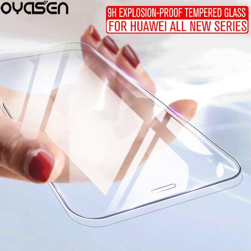 Tempered Glass For Huawei P20 Lite Pro Honor 9 10 20 V20 Lite P Smart Plus 2019 Nova 3 3i 3e 9H Anti Blue Light Screen Protector
