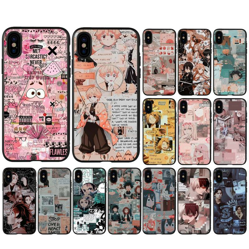 Yinuoda Vintage Aesthetic Case Luxury For Huawei P8 P9 P10 P20 Lite Plus Pro Mobile Phone Accessories