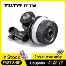 Instock Tilta FF T06 نظام التحكم اللاسلكي في العدسة ، محرك صغير للتتبع ، كاميرا DSLR Gimbal BMPCC 4K VS core N Nano