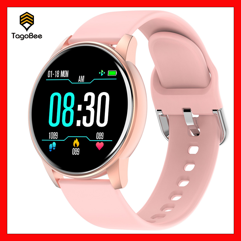 TagoBee ZL01 Women Smart Watch Men SmartWatch for Android iOS Support Weather Forecast Heart Rate Monitor Watch Fitness Tracker