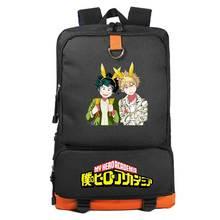 New My Hero Academia Backpacks For Boy Girl School Bags Rucksack Teenager Children Daily Travel Backpack Mochila Gift