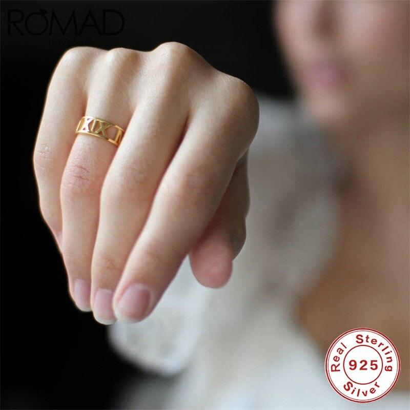 Populaire étoile à cinq branches Femmes Bagues Ouverture Anneau Finger Ring Doigt Bijoux
