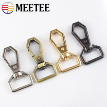5/10pcs 16mm 20mm  Bag Buckles Dog Collar Keychain Metal clip buckles strap Trigger Clips Snap Hook Handbag Handle Connector