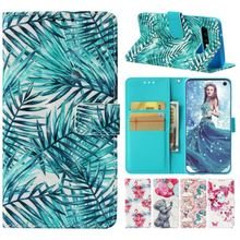 Wallet Phone Case For Samsung Galaxy Note 9 8 S9 S8 Plus S7 j3 j5 j7 A3 A5 2017 2016 Leather Flip Stand Book Shell Cover DP03E цена