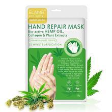 Hand Mask Paraffin Effective Hemp Oil Hand Mask Gloves Foot